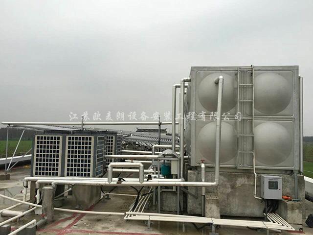 太阳能热水工程代理商空气能热泵工程代理